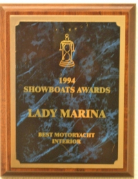 Lady Marina Award