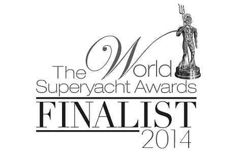 World Superyacht finalist